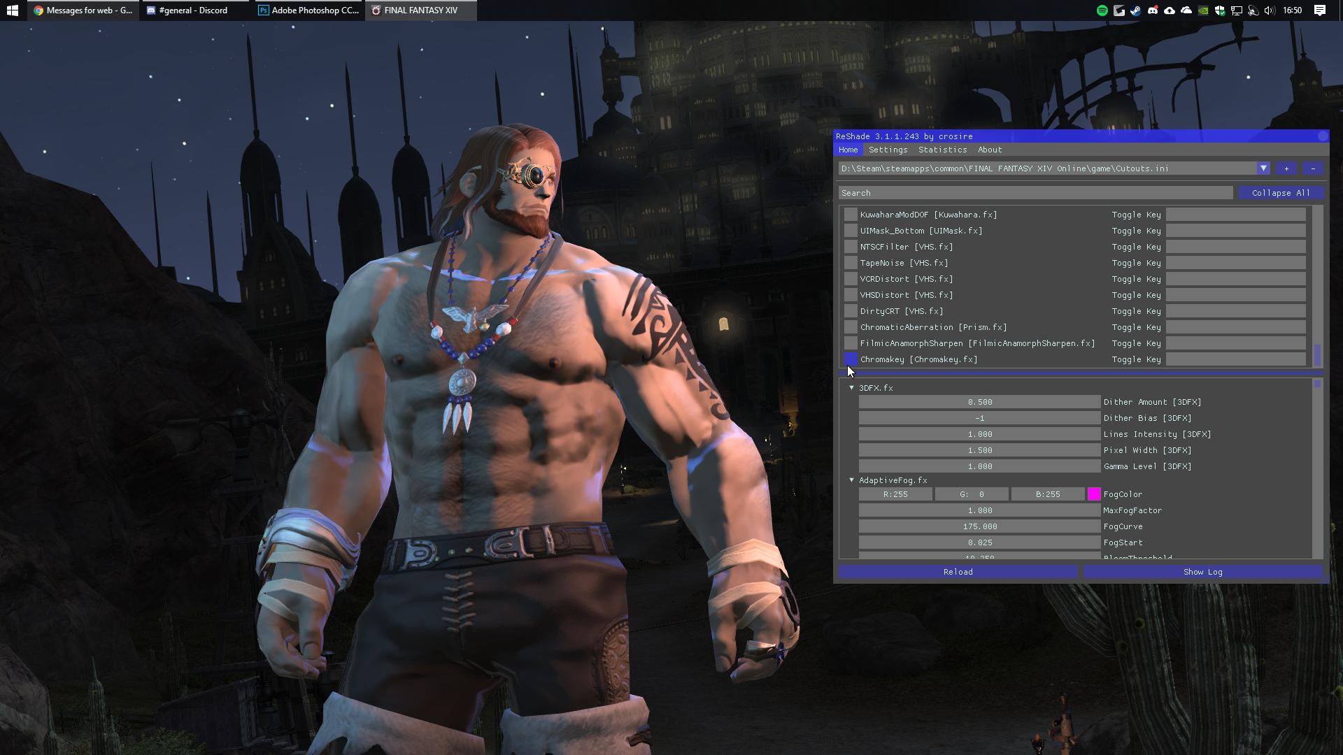 Vex's Screensniping Tutorial